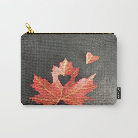 Autumn Love Carry-All Pouch