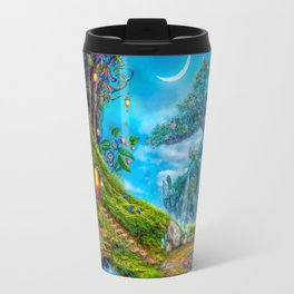 Day Moon Haven Travel Mug