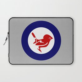 Tomtit Air Force Roundel Laptop Sleeve