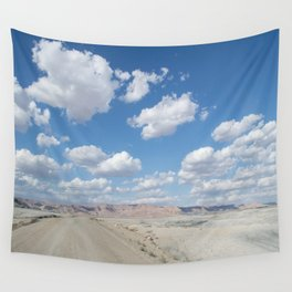 desert clouds Wall Tapestry