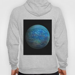 Globe17/For a round heart Hoody