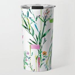 Fleur botanique Travel Mug