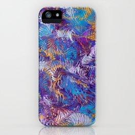 Rainbow dance iPhone Case