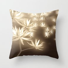 Flower_01 Throw Pillow