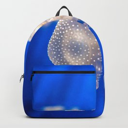 Jellyfish Aquarium Of Genoa Ponte Spinola Genova Italy Europe Ultra HD Backpack