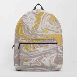 Marble Texture Surface 55 Backpack