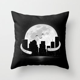Goodnight Throw Pillow