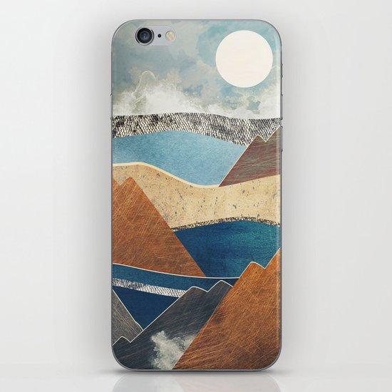 Mountain Pass iPhone Skin
