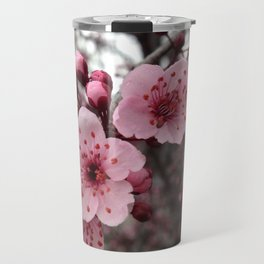 Fall Blossoms Travel Mug