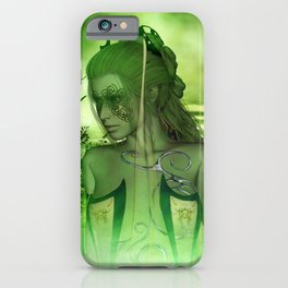 Wonderful fairy iPhone Case