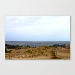 Dunes [2] Canvas Print