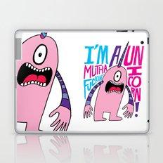 Mutha F'n Unicorn Laptop & iPad Skin