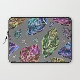 Asteroids in Space Laptop Sleeve