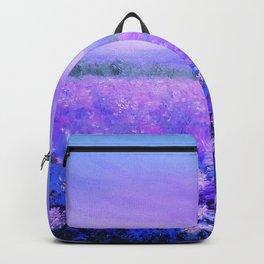 Spring Meadow Blue Backpack