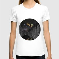 saturn T-shirts featuring Saturn by Cs025