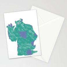 MONSTER INC. : SULLEY Stationery Cards