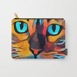 Cat 10 Carry-All Pouch