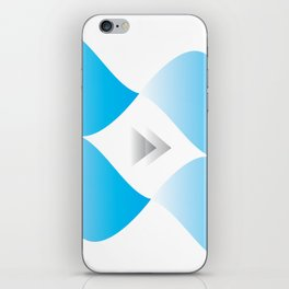 Forward iPhone Skin