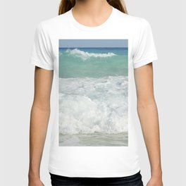 Carribean sea 9 T-shirt