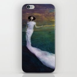 Wicked Game iPhone Skin