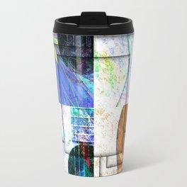 Acoustic Jumble Travel Mug