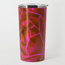 Suculenta Roja Travel Mug