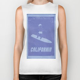 Retrogaming - California games Biker Tank