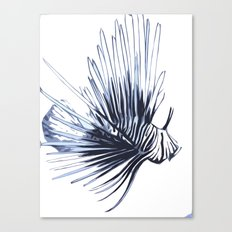 Scorpleonfish 1 Canvas Print