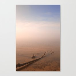 Misty Chesapeake Bay Canvas Print