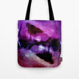 Abstract Terror II Tote Bag