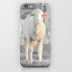 STAY GOLD Slim Case iPhone 6s