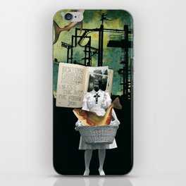 I bless the day I've found you iPhone Skin