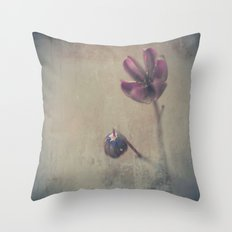 Escaping Inks Throw Pillow