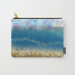 Abstract Seascape 02 wc Carry-All Pouch