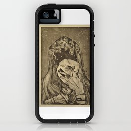 Cosmic Reveal iPhone Case
