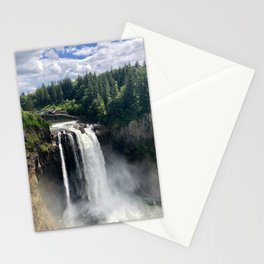 Over the Falls Stationery Cards