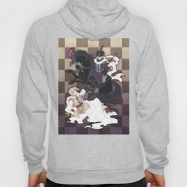 The Game of Checkmate Hoody