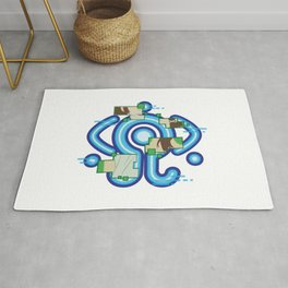 Wired Lain Rug