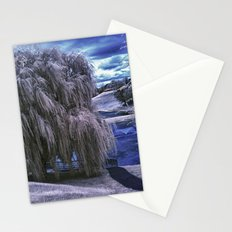 Weeping at the Water Stationery Cards