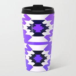 Ultraviolet geometry Travel Mug