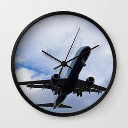 British Airways Embraer ERJ-170 G-LCYF Wall Clock