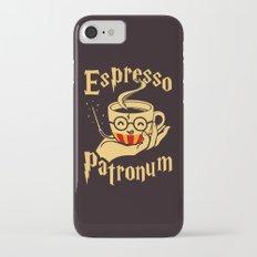 Espresso Patronum iPhone 7 Slim Case