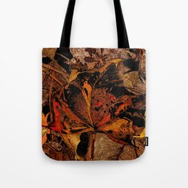 GOLD AND DUST Tote Bag