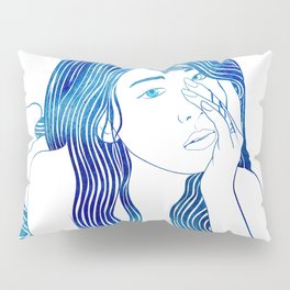 Nereid XLVI Pillow Sham