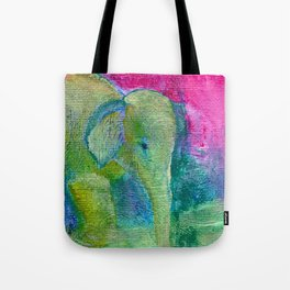 At The Watering Hole Tote Bag