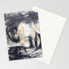 Odette by carographic, Carolyn Mielke Stationery Cards