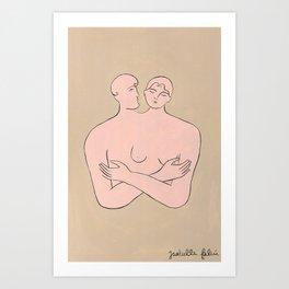 Always Gentle Art Print