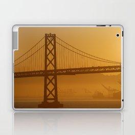 Stunning California Golden Sunrise Laptop & iPad Skin