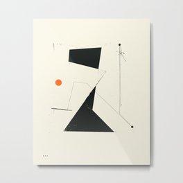 CRACKHEAD (1) Metal Print