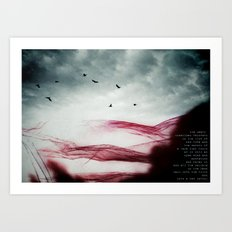 mysteries uncovered Art Print